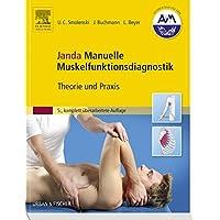 Janda Manuelle Muskelfunktionsdiagnostik: Theorie und Praxis - 5., komplett überarbeitete Auflage