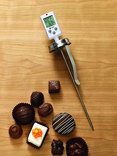 CDN DTC450 Digital Pre-Programmed & Programmable Candy Thermometer