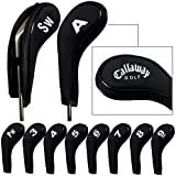 Callaway Golf Zipper Iron Head Covers.