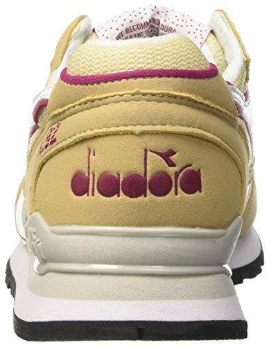 Basso Candeggiato Diadora Unisex Giallo Adulto Collo a N 92 Sneaker Beige PvPFqX