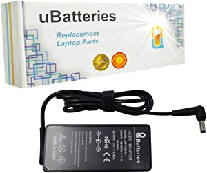 UBatteries Compatible 45W 65W AC Adapter Charger Replacement for Toshiba Satellite E45-B E45DW-C E45t E45t-B E45W-C E55 E55D E55t E305 005 006 00E S1990X S1995 A4100 A4200 A4300 AST2N01 Series