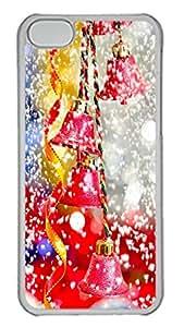 iPhone 5C Case Christmas Best PC Custom iPhone 5C Case Cover Transparent