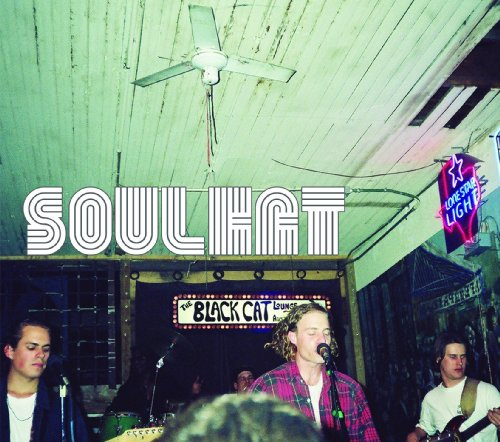 CD : Soulhat - Live At The Black Cat Lounge (CD)