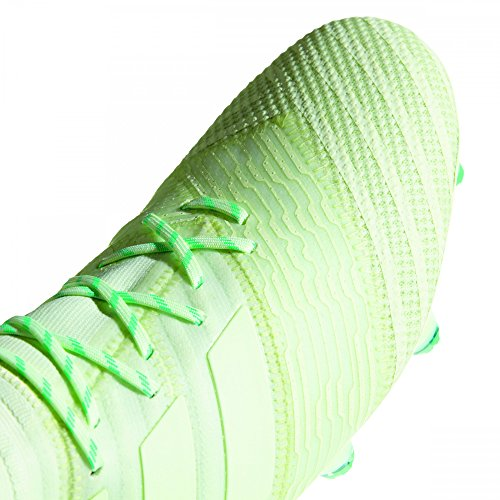 Adidas Mænd Nemeziz 17,1 Fg Fodbold Sko, Hvid / Sort, 43 1/3 Eu Grøn (aergrn / Aergrn / Hiregr Aergrn / Aergrn / Hiregr)