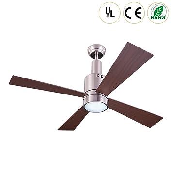 Merveilleux Yikui 106,7 Cm Moderne Acrylique Ventilateur De Plafond électrique  Ventilateur De Plafond Avec Lumière