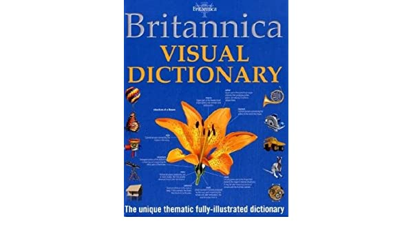 Britannica Visual Dictionary Pdf