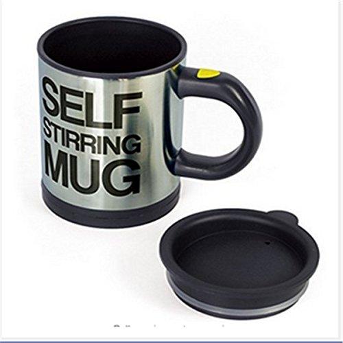 定番  nicewave Self B0799H11FS StirringコーヒーマグステンレススチールAutomatic Self Mixing Spinning Cup Cup 8 8 oz B0799H11FS, 防犯カメラ専門店 ネクステージ:e3bbdbae --- a0267596.xsph.ru