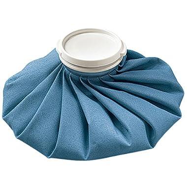 Mueller Ice Bag, Blue, 9 Inch