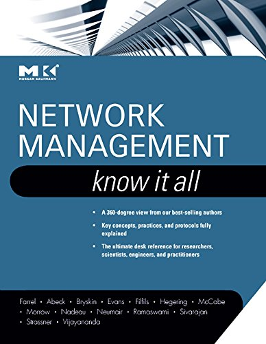 Network Management Know It All (Morgan Kaufmann Know It All)