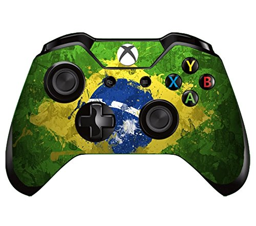 For Xbox ONE Sticker Cover Game Pop Beautiful Brazil Skin Decal (Game Brazil Beautiful)