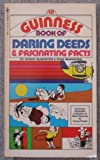 Guinness Book of Daring Deeds and Fascinating Facts, Norris McWhirter and Ross McWhirter, 0553149180