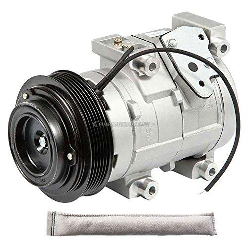 AC Compressor w/A/C Drier For Toyota Sienna 2004 2005 2006 2007 - BuyAutoParts 60-86368R2 New