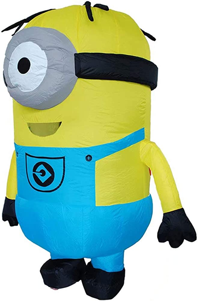 Disfraz inflable Minion Stuart para adultos - Mi villano favorito ...