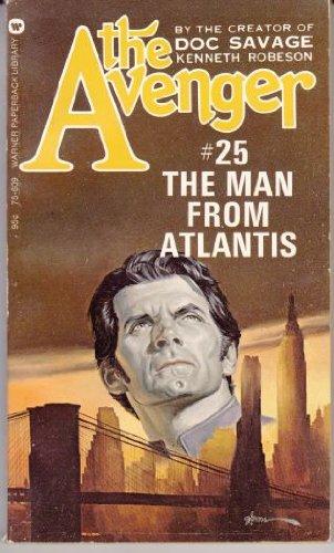 The Man From Atlantis (The Avenger #25)