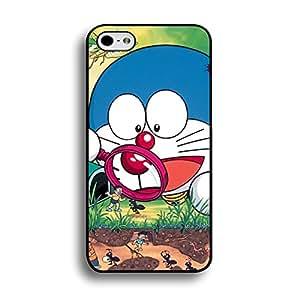 Cartoon Viking Doraemon Phone Case for Iphone 6/6s 4.7 (Inch) Amazing Popular Anime Pattern Cover Case Comic Design Doraemon Image Back Cover