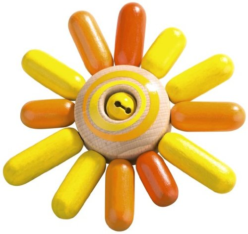 HABA Sunni Clutching Toy (Made in Germany)