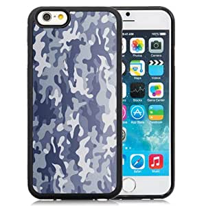 Beautiful Designed Case For iPhone 6 4.7 Inch TPU Phone Case With Snow Camouflage Phone Case Cover
