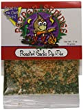 Pepper Springs Roasted Garlic Dip Mix, 0.7 Ounce