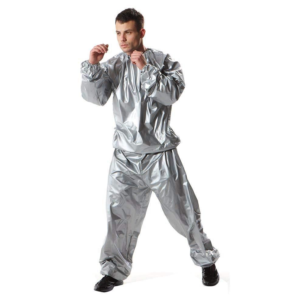 Z-COMFORT Away Your Fat Sauna Sweat Suit Weight Loss for Men & Women Small/Medium