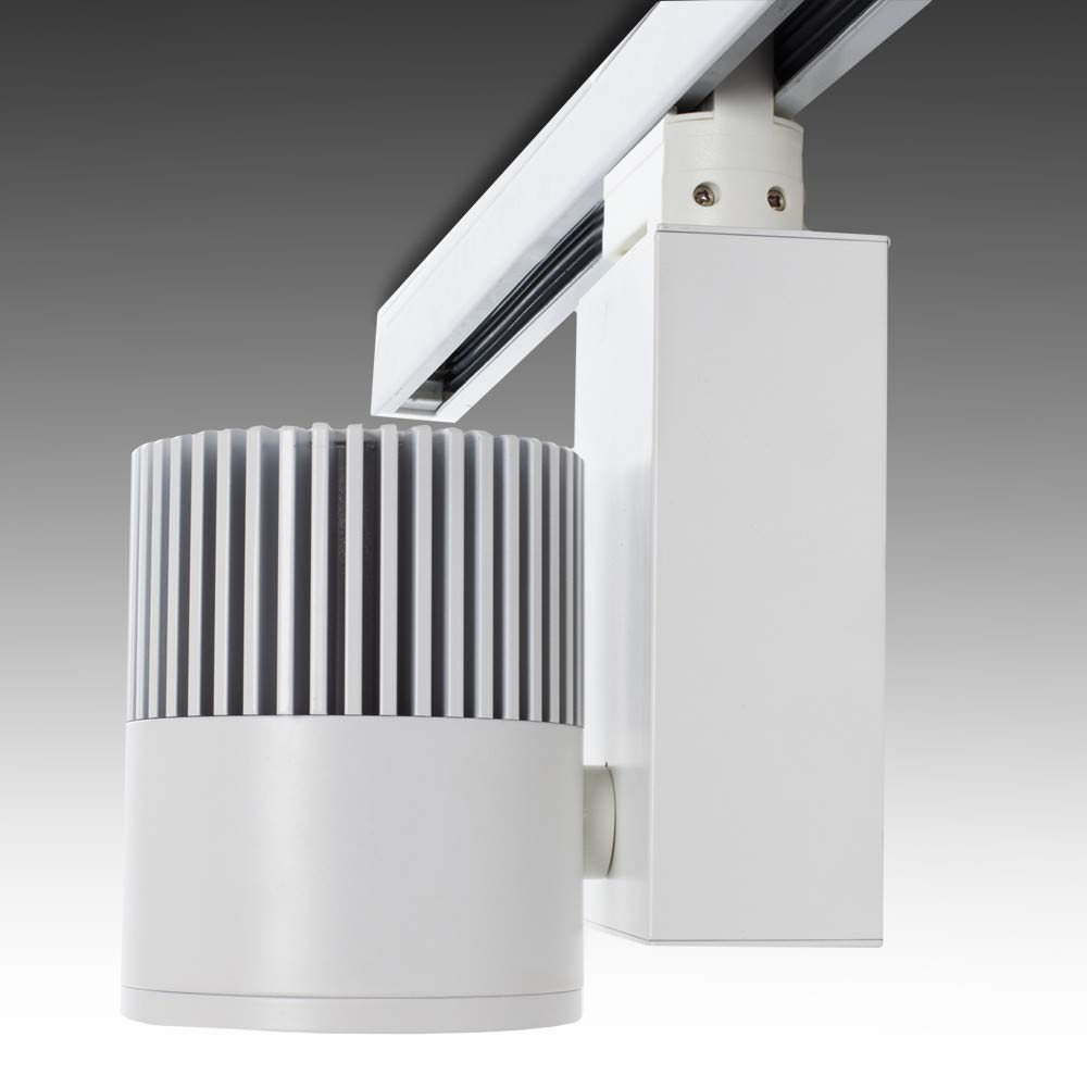 Blanco C/álido Greenice Kimera Foco Carril LED Blanco 20W 1600Lm Epistar