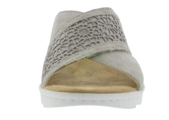 Rieker Damen 63096 40 Pantoletten: : Schuhe