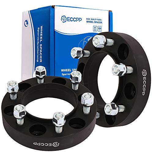2004 Toyota Tundra 4 X 4 - ECCPP replacement parts for 6x5.5 Wheel Spacers Hubcentric 6 lug 1.25