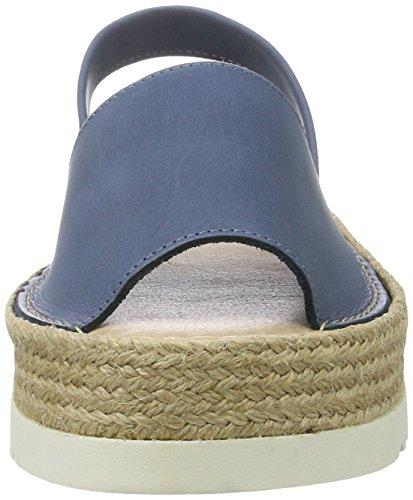 Shoes XTI De Mezclilla Mujer Ladies Plataforma Pantalon Nappa Jeans Jeans 8nt0rxtR