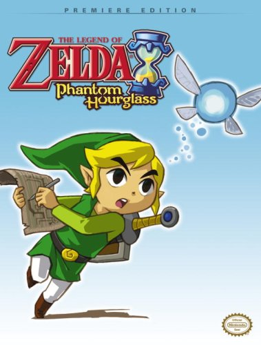 Legend Of Zelda: Phantom Hourglass (Prima Official Game Guides) 2