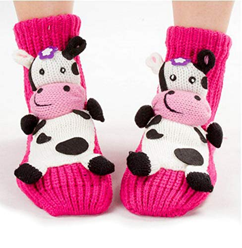 Mydufish Free Shpping,Christmas Socks for Women,Floor Santa Socks, Decorations,Christmas -
