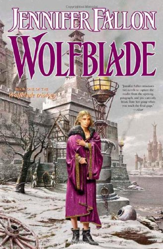 Wolfblade (The Hythrun Chronicles: Wolfblade Trilogy, Book 1) pdf epub