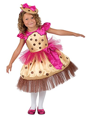Princess Paradise Girls Cookie Cutie Costume (M) ()