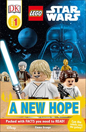 DK Readers L1: LEGO Star Wars: A New Hope (DK Readers for sale  Delivered anywhere in USA