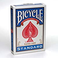 Bicycle Standart Poker İskambil Oyun Kartı (Mavi)