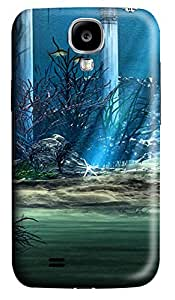 Samsung Galaxy S4 I9500 Case,Samsung Galaxy S4 I9500 Cases - Atlantis Custom Design Samsung Galaxy S4 I9500 Case Cover - Polycarbonate