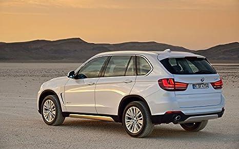BMW X5 Poster Seda Cartel On Silk <56x35 cm, 22x14 inch ...