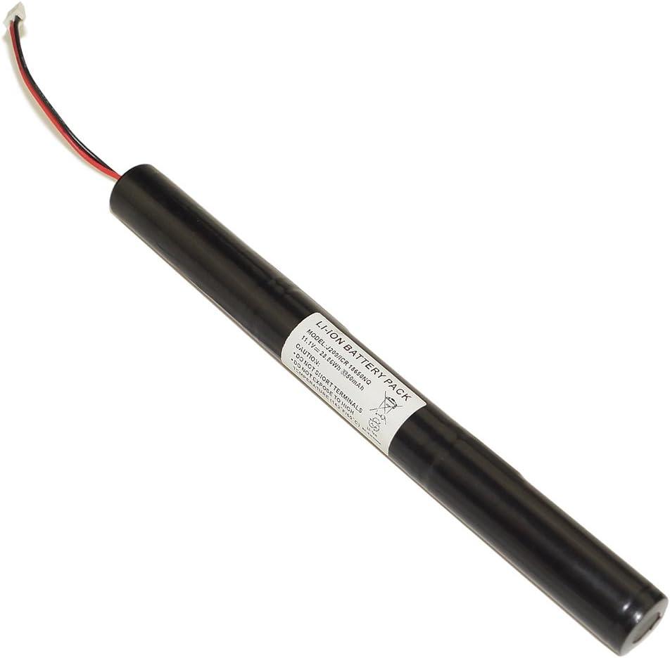 Hixon Batería para Jawbone Big JAMBOX Altavoz Inalámbrico Bluetooth J2011-03-US 3250mAh