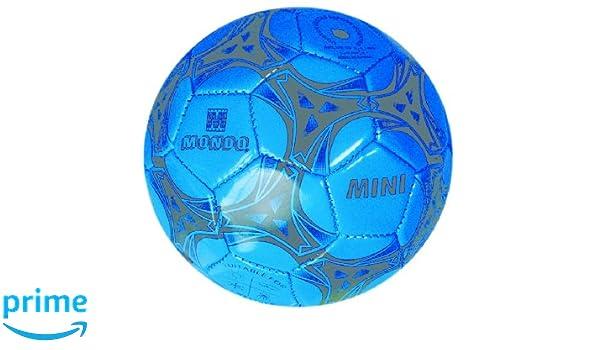 Mundo 13189 - Balón de Cuero de fútbol Mini Mis.1 Inter/Milan/Juve ...