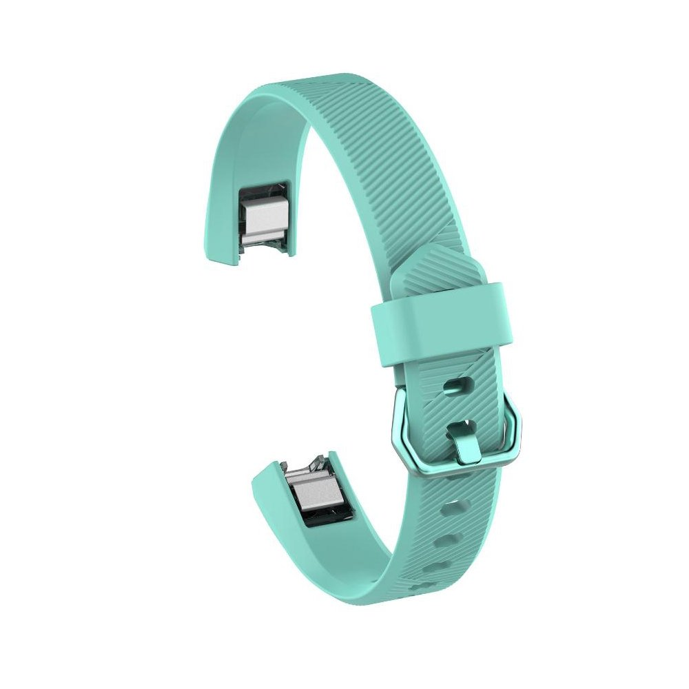 Tersely For Fitbit Alta Strap And Hr Smartwatch Small Black Stainless Steel Adjustable Replacement Sport Bands