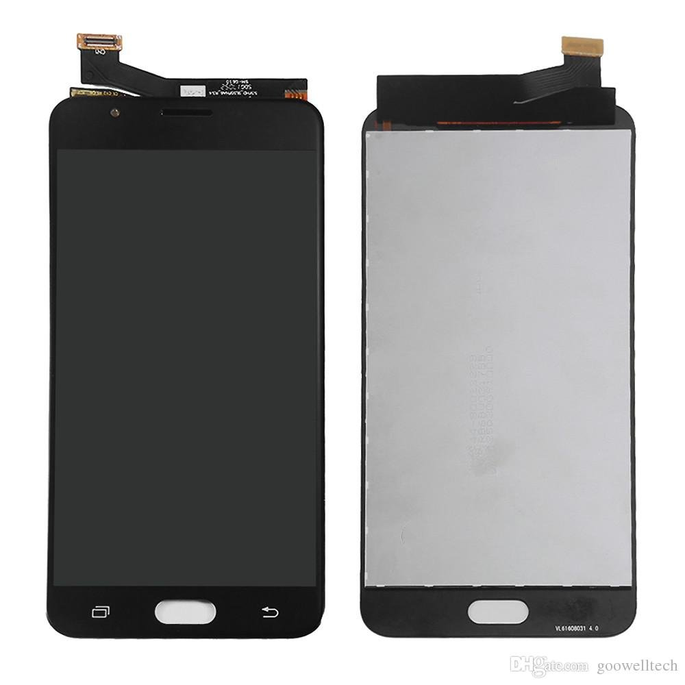 LCD Display with Touch Screen Digitizer for Samsung Galaxy J7 Prime SM-G610F/DD- Black
