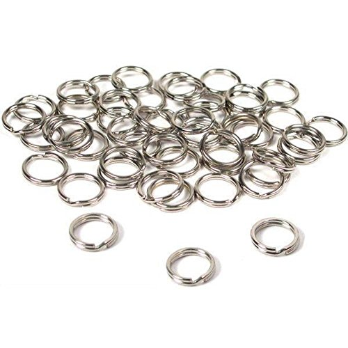 9mm split ring - 1