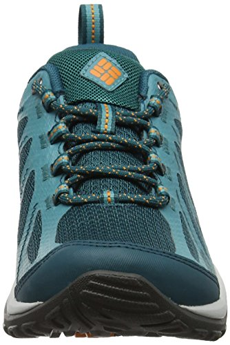 Columbia Womens Peakfreak Xcrsn Ii Xcel Scarpa Da Hiking Low-out Outdry Deep Wave, Valencia