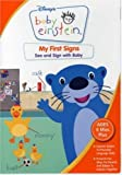 Baby Einstein - My First Signs Image