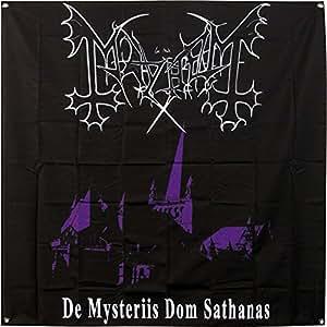 Mayhem–Póster bandera