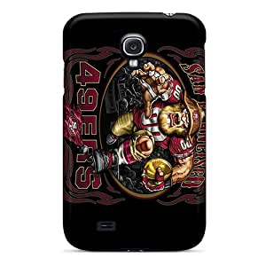 Hard Plastic Galaxy S4 Case Back Cover,hot San Francisco 49ers Case At Perfect Diy