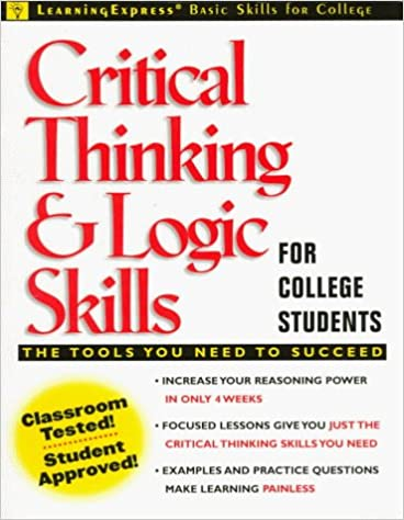 Critical thinking case studies for college students