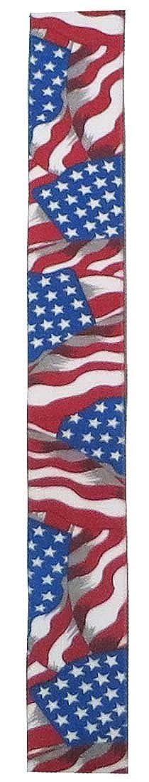 Waving Flag Clip Suspender Old Glory U.S Suspender Factory