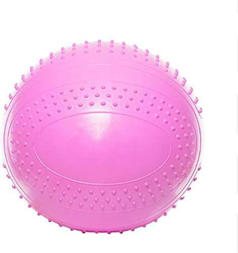 Maxspace Exercise Ball, Extra Thick Yoga Ball Anti-Burst Slip Resistant Fitness Ball Baby Massage Ball 25in 65cm Supports Over 2200lbs for Home Gym-Balance Stability Pilates Birthing Therapy