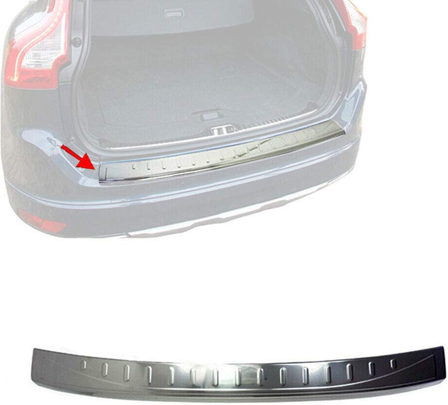 2008-2017 Clear Protective Foil Bumper Protection Transparent Volvo XC60