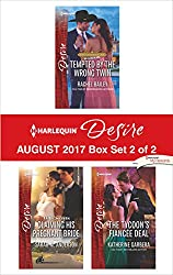 Harlequin Desire August 2017 - Box Set 2 of 2: Tempted by the Wrong Twin\Claiming His Pregnant Bride\The Tycoon's Fiancée Deal