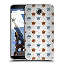 Official Oilikki Boston Terrier Animal Patterns Soft Gel Case for Motorola Moto G (1st Gen)